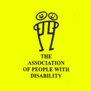 The Association of People with Disability Logo