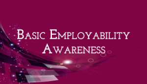 Go to Basic Employability Awareness