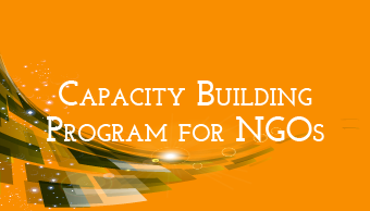 Go to Capacity Building Program for NGOs