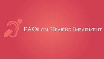 Download FAQ on hearing impairment