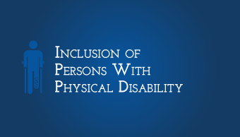 Download Inclusion of persons with physical disability