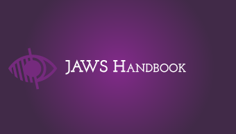 Download JAWS Handbook
