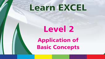 Order Learn MS Excel: Level 2 Application of Basic Concepts
