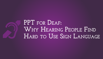 Download Why Hearing People Find Hard To Use Sign Language