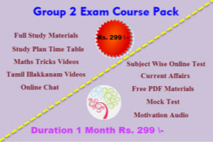 Group 2 Course Pack (1 Month)