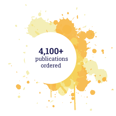 4100+  publications ordered
