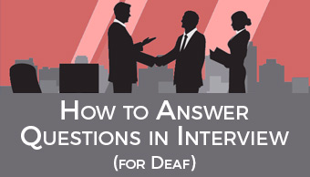How to answer questions in interview