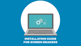 Download Installation Guide for Screen Readers