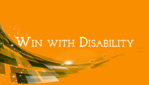 Go to Win With Disability