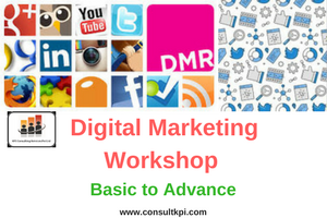 Digital Marketing Workshop - Basic to Advance - Basic to Advance- plenty practical
