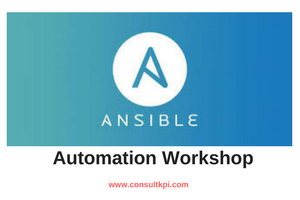 Ansible Automation  Workshop